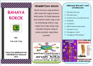 Leaflet 1 ROKOK